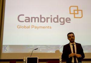 Cambridge - sponsor evento